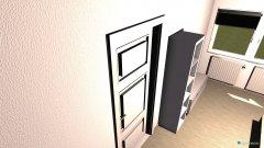 Raumgestaltung Maurice Wohnzimmer in der Kategorie Wohnzimmer