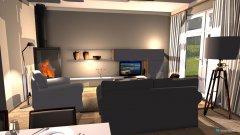 Raumgestaltung MawoziV1 in der Kategorie Wohnzimmer