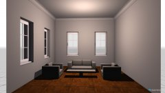 Raumgestaltung mayra abgabe in der Kategorie Wohnzimmer