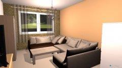 Raumgestaltung Mecklenburger in der Kategorie Wohnzimmer
