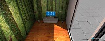Raumgestaltung medienzimmer in der Kategorie Wohnzimmer