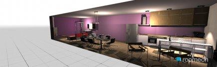 Raumgestaltung meganisi in der Kategorie Wohnzimmer
