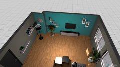 Raumgestaltung Mehmet bude in der Kategorie Wohnzimmer
