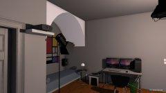 Raumgestaltung mein Heimkinozimmer in der Kategorie Wohnzimmer