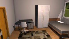 Raumgestaltung mein raum ohne hochbett in der Kategorie Wohnzimmer