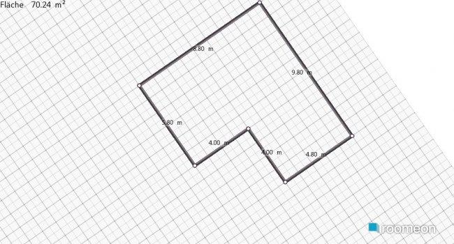 Raumgestaltung Mein Traumhaus in der Kategorie Wohnzimmer