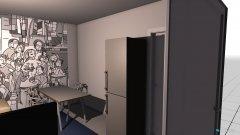 Raumgestaltung Mein Wohnzimmer Skizze in der Kategorie Wohnzimmer