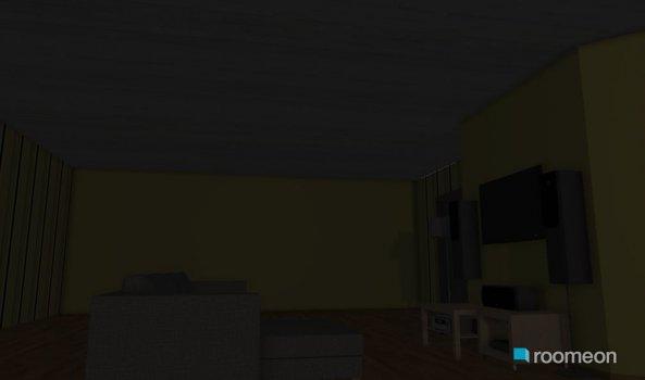 Raumgestaltung Mein Wohnzimmer in der Kategorie Wohnzimmer