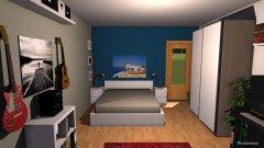 Raumgestaltung Mein Zimmer 02 in der Kategorie Wohnzimmer