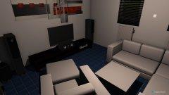 Raumgestaltung Mein Zimmer 2.0 in der Kategorie Wohnzimmer