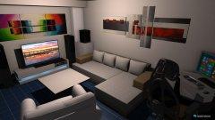 Raumgestaltung Mein Zimmer 3.0 in der Kategorie Wohnzimmer
