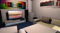 Raumgestaltung Mein Zimmer 4.0 in der Kategorie Wohnzimmer