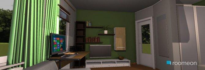 Raumgestaltung Mein Zimmer eingerichtet in der Kategorie Wohnzimmer