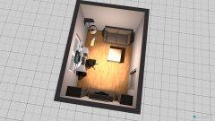 Raumgestaltung Mein Zimmer oben in der Kategorie Wohnzimmer