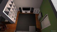Raumgestaltung Mein Zimmer umgestaltet  in der Kategorie Wohnzimmer