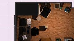 Raumgestaltung Mein Zimmer (umräumen?) in der Kategorie Wohnzimmer