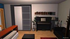 Raumgestaltung Mein Zimmer05 in der Kategorie Wohnzimmer