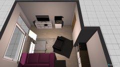 Raumgestaltung meine bude in der Kategorie Wohnzimmer
