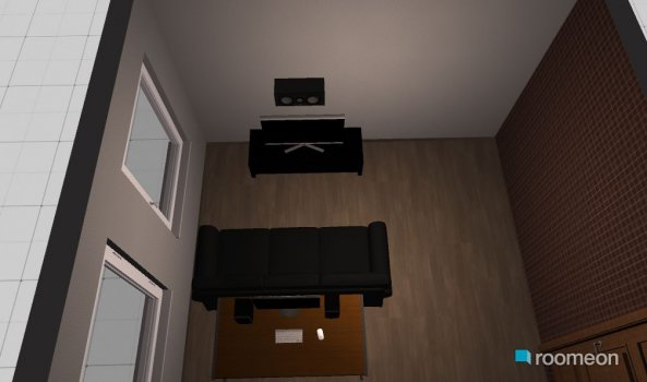 Raumgestaltung Meine Wohnung 04 in der Kategorie Wohnzimmer