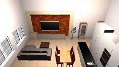 Raumgestaltung Meiner in der Kategorie Wohnzimmer