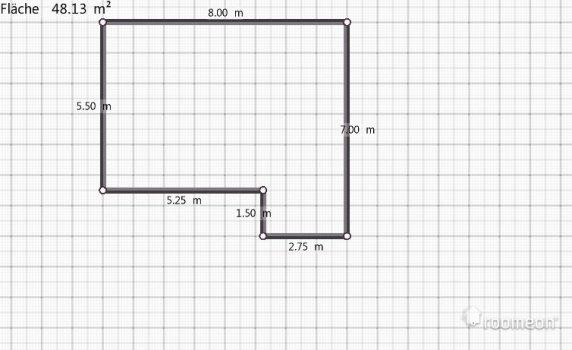 Raumgestaltung Meins Seins ! in der Kategorie Wohnzimmer