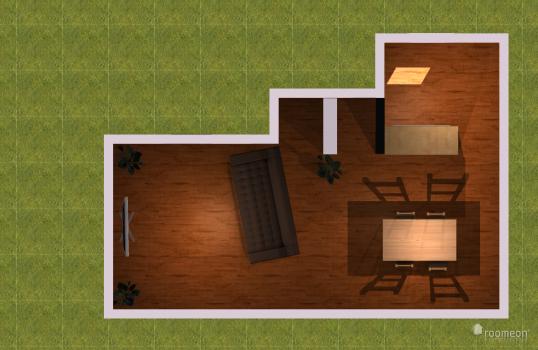 Raumgestaltung meins3 in der Kategorie Wohnzimmer