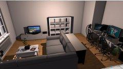 Raumgestaltung meinzimmer3 in der Kategorie Wohnzimmer