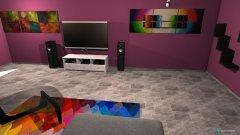 Raumgestaltung Meisterprojekt 1 in der Kategorie Wohnzimmer