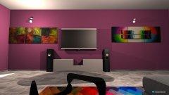 Raumgestaltung Meisterprojekt 2 in der Kategorie Wohnzimmer