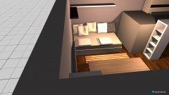 Raumgestaltung melysHood-Wohnzimmer in der Kategorie Wohnzimmer