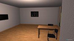 Raumgestaltung Meta-Grube-Weg in der Kategorie Wohnzimmer