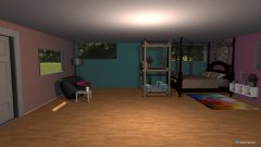 Raumgestaltung Metahaus in der Kategorie Wohnzimmer