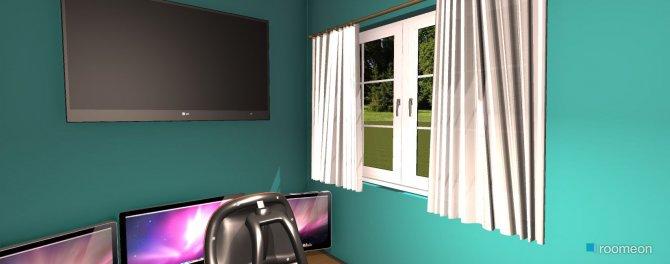 Raumgestaltung Meu Quarto 2 in der Kategorie Wohnzimmer