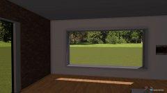 Raumgestaltung MH28 Wohnbereich EG extended in der Kategorie Wohnzimmer