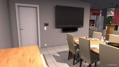 Raumgestaltung MHD - Gruppenraum in der Kategorie Wohnzimmer
