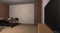 Raumgestaltung Miła 1.5 in der Kategorie Wohnzimmer