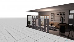 Raumgestaltung mi salon in der Kategorie Wohnzimmer