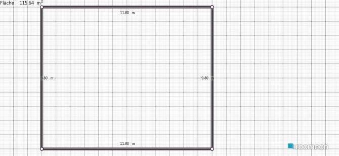 Raumgestaltung micha4 in der Kategorie Wohnzimmer
