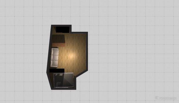 Raumgestaltung Michael 1Raum in der Kategorie Wohnzimmer