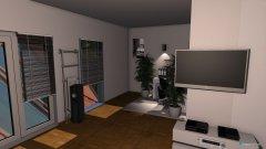 Raumgestaltung Miets Wohnung in der Kategorie Wohnzimmer