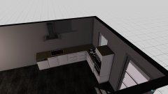 Raumgestaltung Milchhof - Erdgeschoß in der Kategorie Wohnzimmer