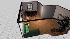 Raumgestaltung Mirjam in der Kategorie Wohnzimmer
