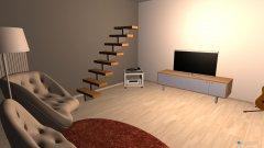 Raumgestaltung Mittelfeld in der Kategorie Wohnzimmer