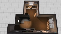 Raumgestaltung Mitterdorf in der Kategorie Wohnzimmer