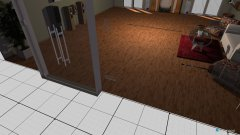 Raumgestaltung Modern Antiquity  in der Kategorie Wohnzimmer