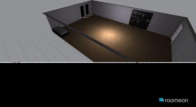 Raumgestaltung moe in der Kategorie Wohnzimmer