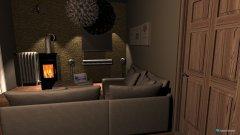 Raumgestaltung Möbel anders gestellt in der Kategorie Wohnzimmer