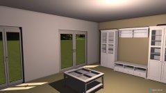 Raumgestaltung Moja Soba in der Kategorie Wohnzimmer