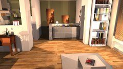 Raumgestaltung moje2 in der Kategorie Wohnzimmer