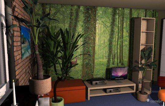 Raumgestaltung Momos Wohnzimmer in der Kategorie Wohnzimmer